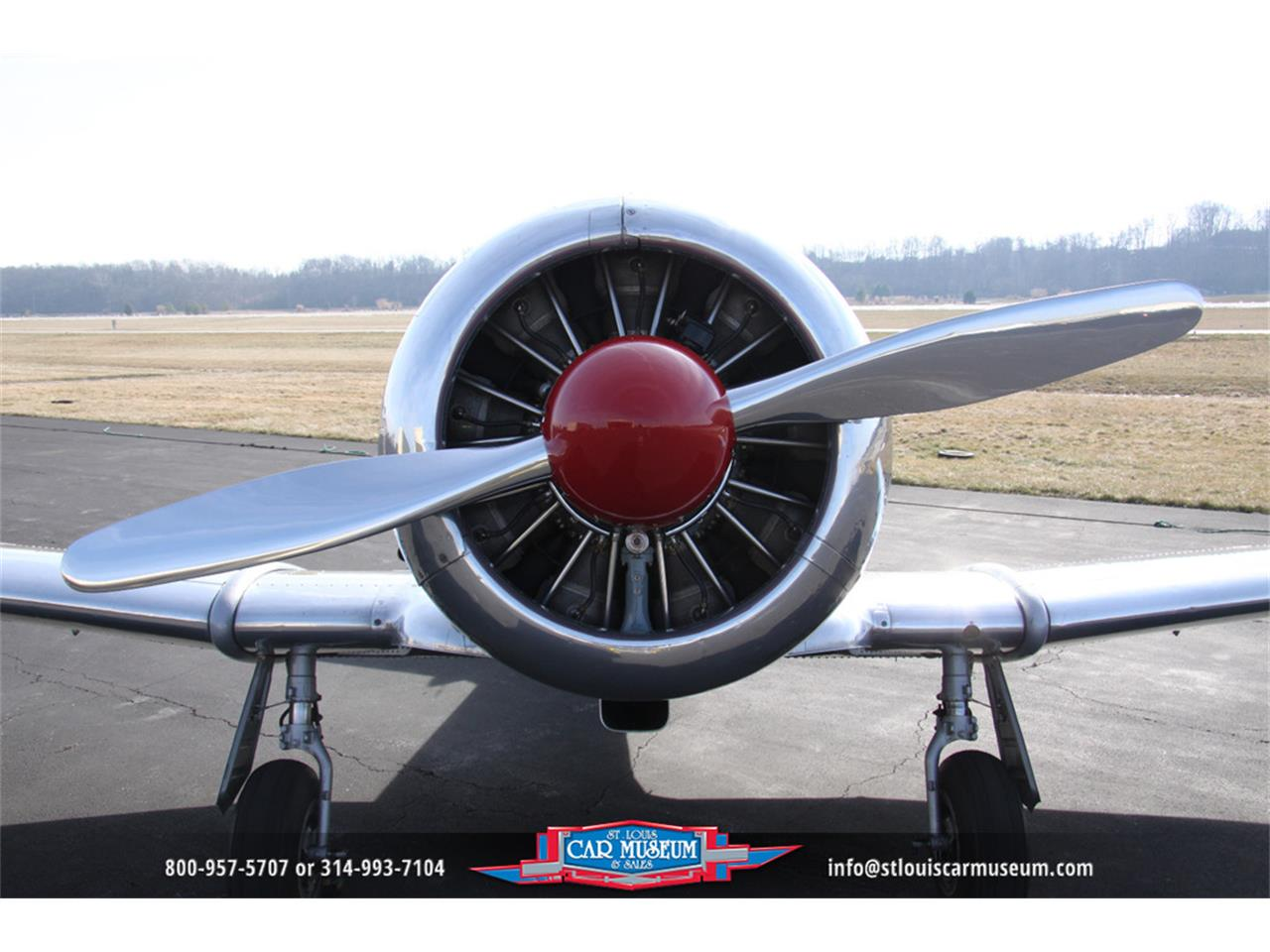 Large Picture of Classic 1954 Unspecified Aircraft located in St. Louis Missouri Offered by St. Louis Car Museum - E6XF