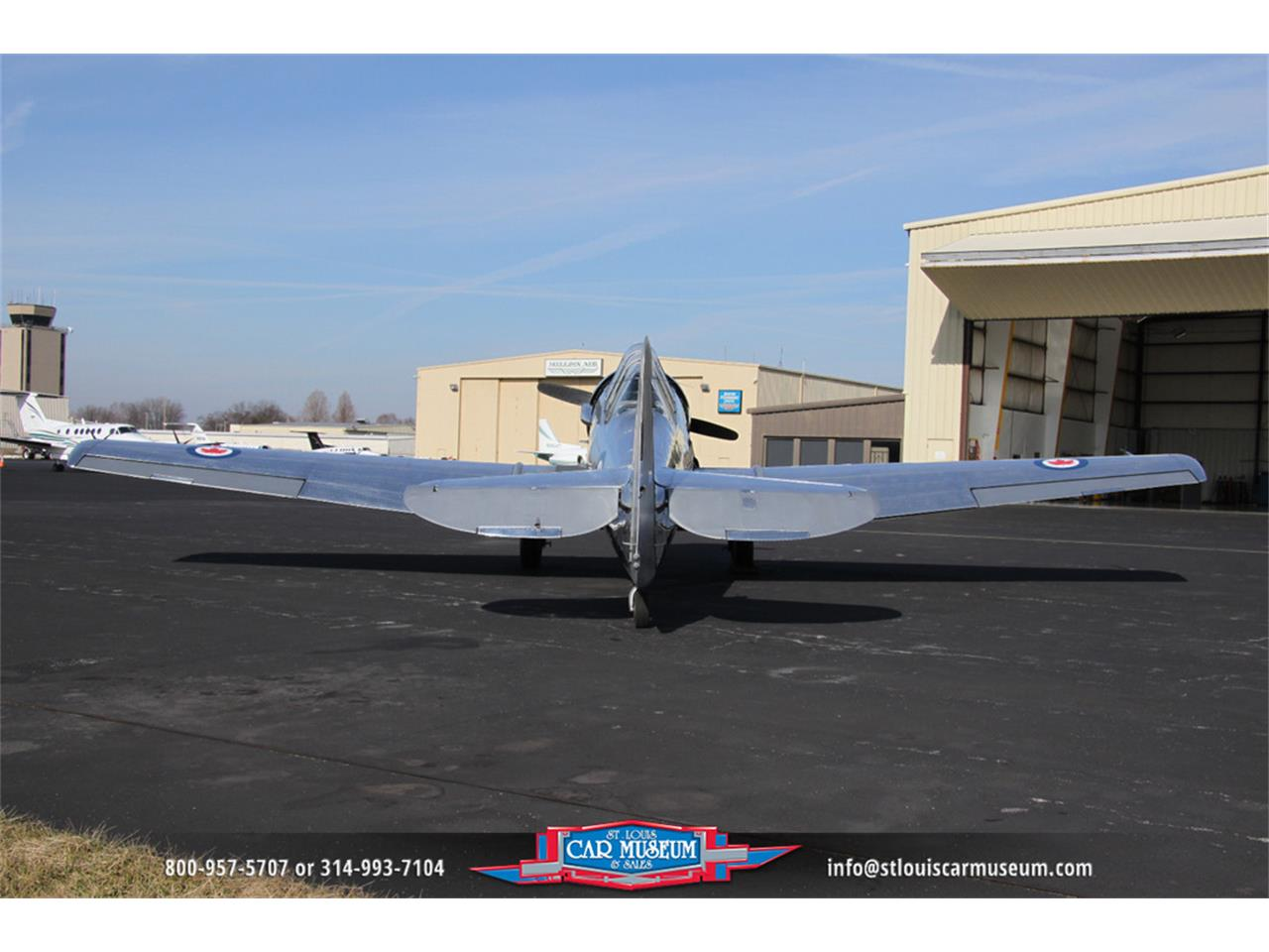 Large Picture of 1954 Aircraft located in St. Louis Missouri Offered by St. Louis Car Museum - E6XF