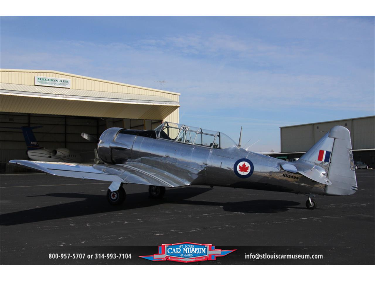 Large Picture of Classic '54 Aircraft located in St. Louis Missouri - $199,900.00 Offered by St. Louis Car Museum - E6XF