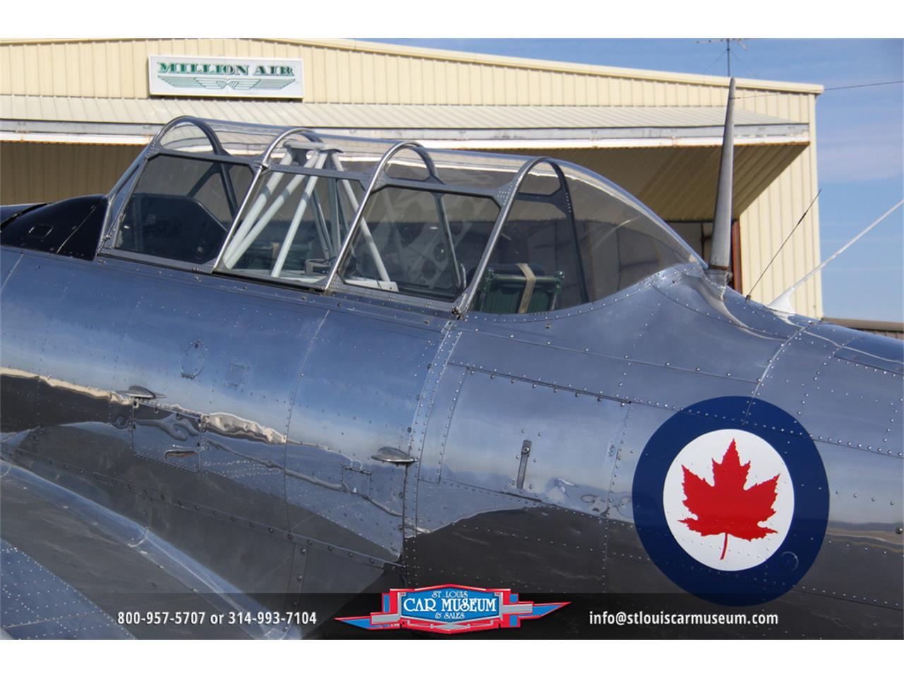 Large Picture of 1954 Aircraft located in St. Louis Missouri - $199,900.00 - E6XF