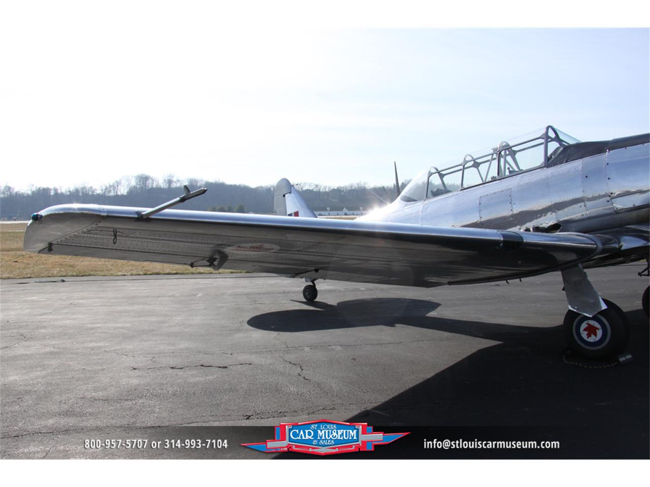 Large Picture of Classic 1954 Aircraft located in St. Louis Missouri - $199,900.00 Offered by St. Louis Car Museum - E6XF