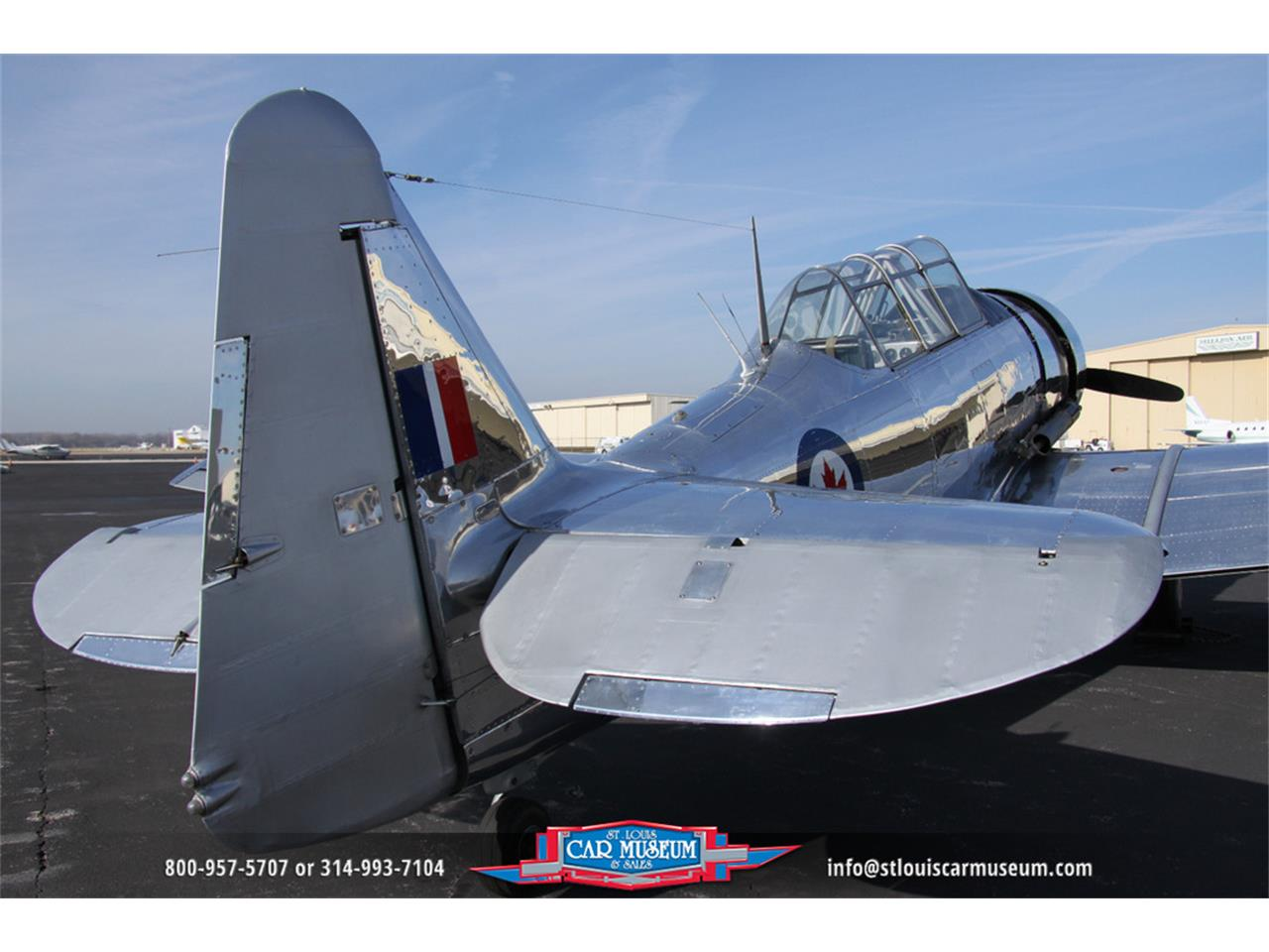 Large Picture of Classic '54 Unspecified Aircraft - $199,900.00 - E6XF