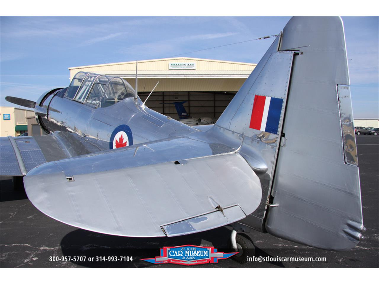 Large Picture of '54 Aircraft located in St. Louis Missouri - $199,900.00 Offered by St. Louis Car Museum - E6XF