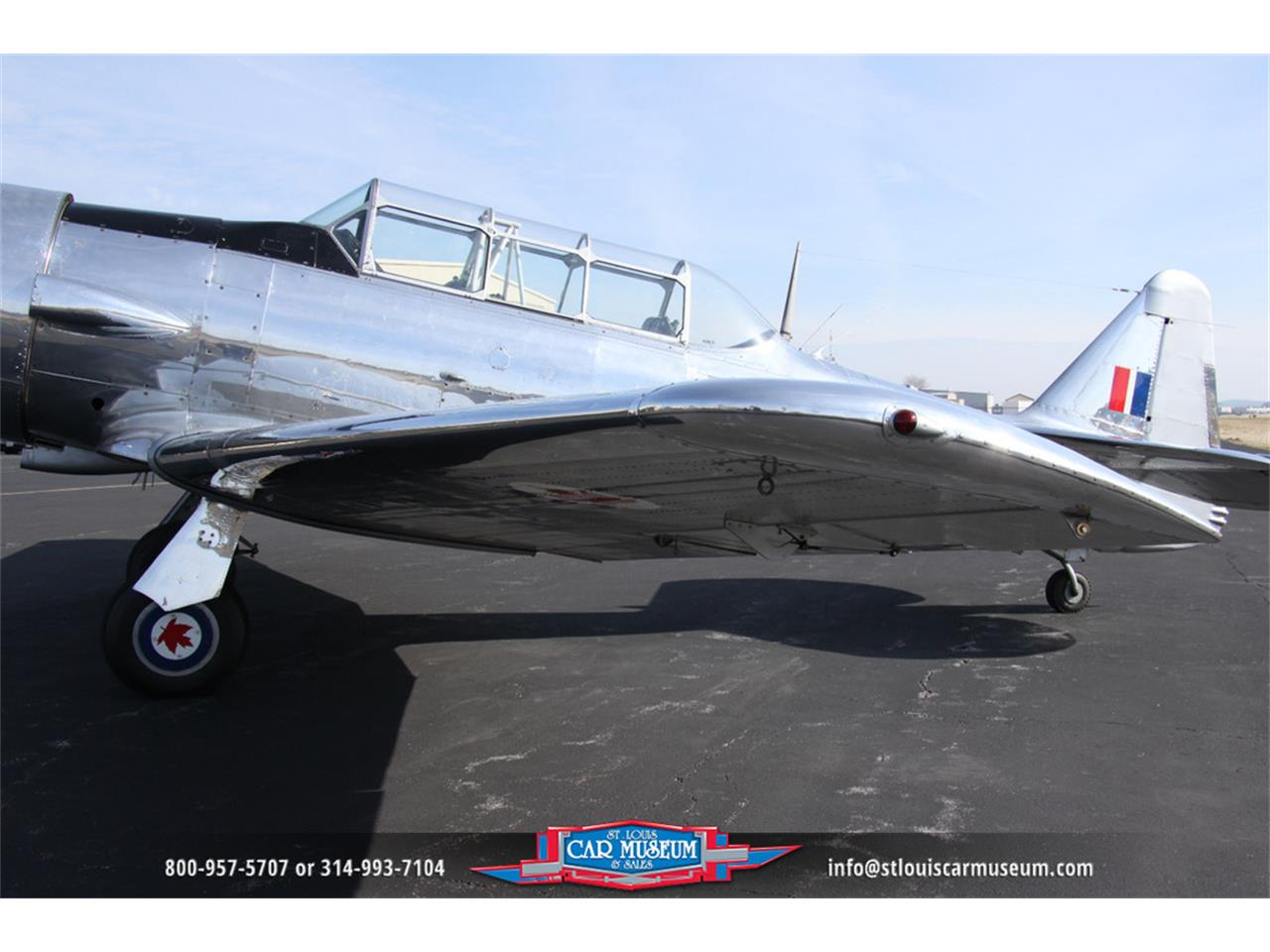 Large Picture of Classic 1954 Unspecified Aircraft Offered by St. Louis Car Museum - E6XF