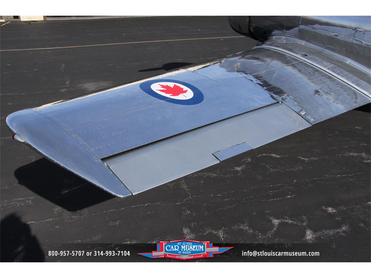Large Picture of Classic '54 Unspecified Aircraft - $199,900.00 Offered by St. Louis Car Museum - E6XF