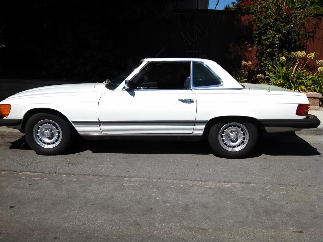 Large Picture of '79 450SL - $7,650.00 - E7AH