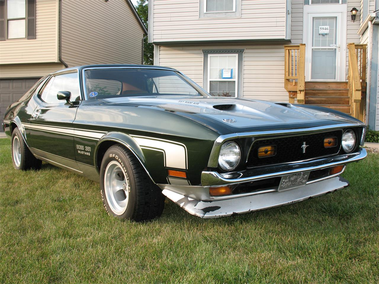 Large Picture of Classic 1972 Mustang - $9,995.00 Offered by a Private Seller - E7KK