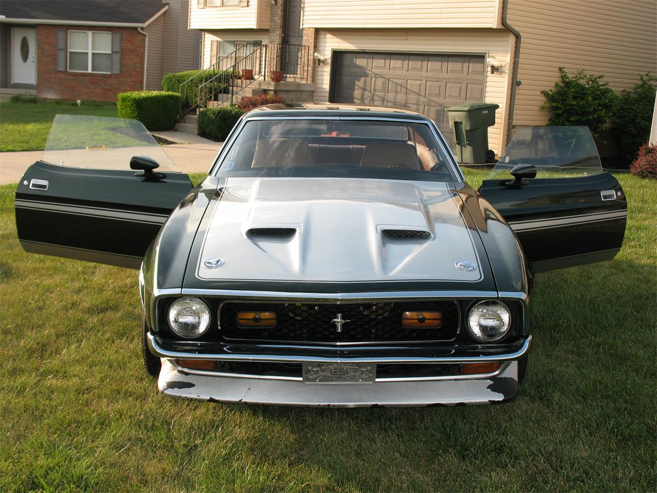 Large Picture of Classic 1972 Ford Mustang - E7KK