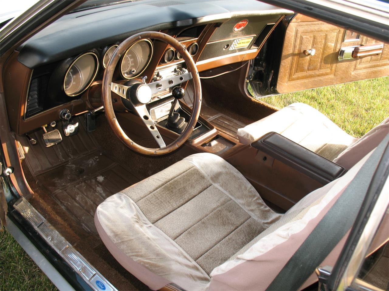 Large Picture of '72 Ford Mustang located in Columbus Ohio Offered by a Private Seller - E7KK