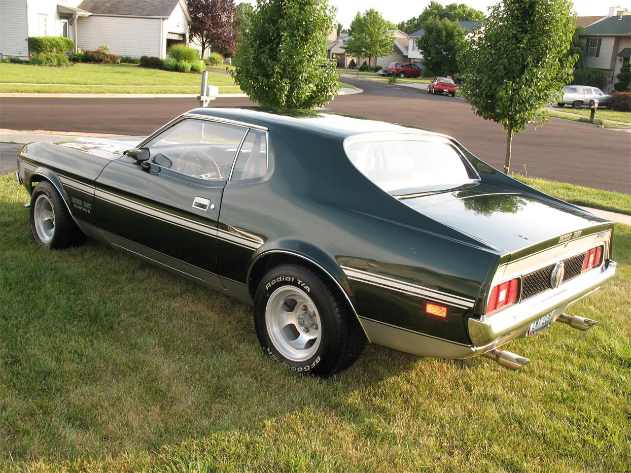 Large Picture of 1972 Ford Mustang located in Ohio - $9,995.00 Offered by a Private Seller - E7KK