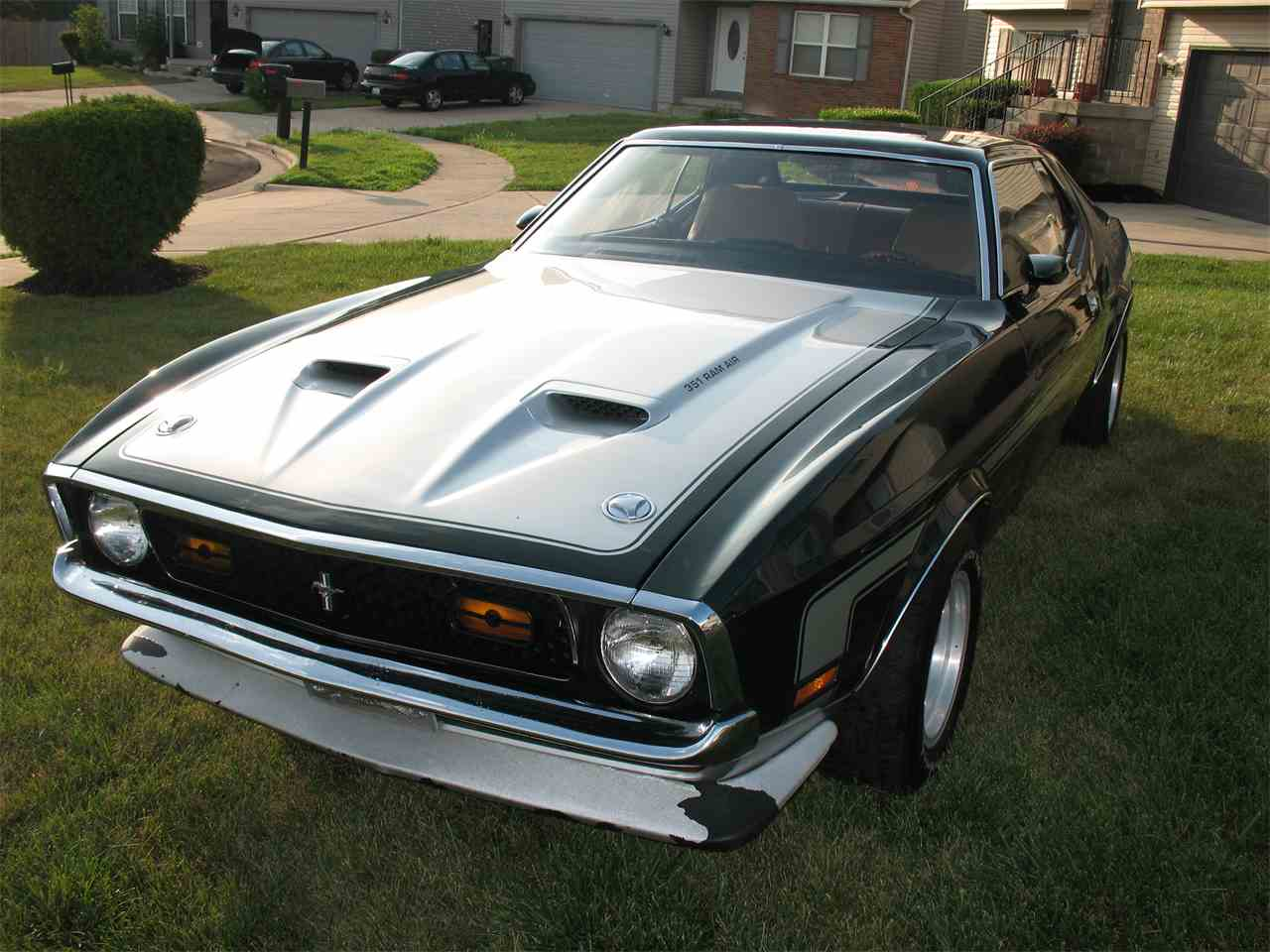 Large Picture of '72 Mustang - E7KK