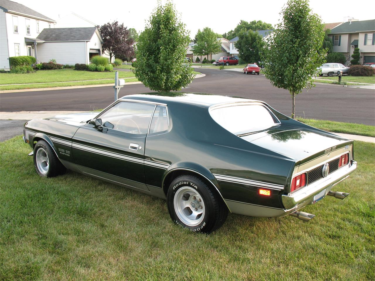 Large Picture of Classic 1972 Mustang Offered by a Private Seller - E7KK