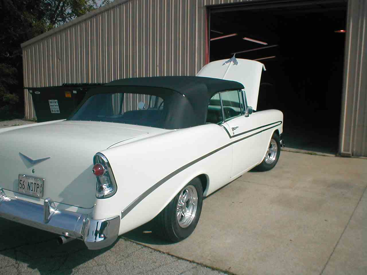 Large Picture of '56 Bel Air - E7OU