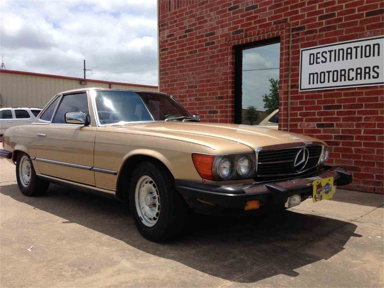 Large Picture of '84 380SL - E7ST