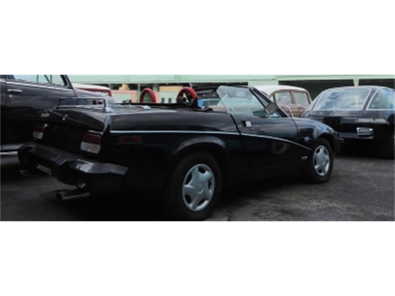 Large Picture of '80 Triumph TR7 located in Miami Florida Offered by Sobe Classics - E7Z5
