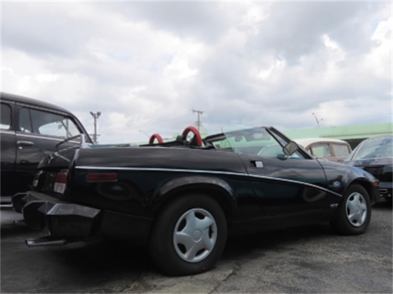 Large Picture of '80 TR7 located in Miami Florida Offered by Sobe Classics - E7Z5