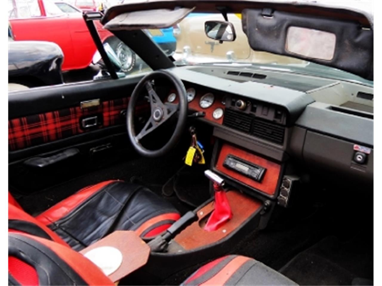Large Picture of '80 Triumph TR7 located in Miami Florida - E7Z5