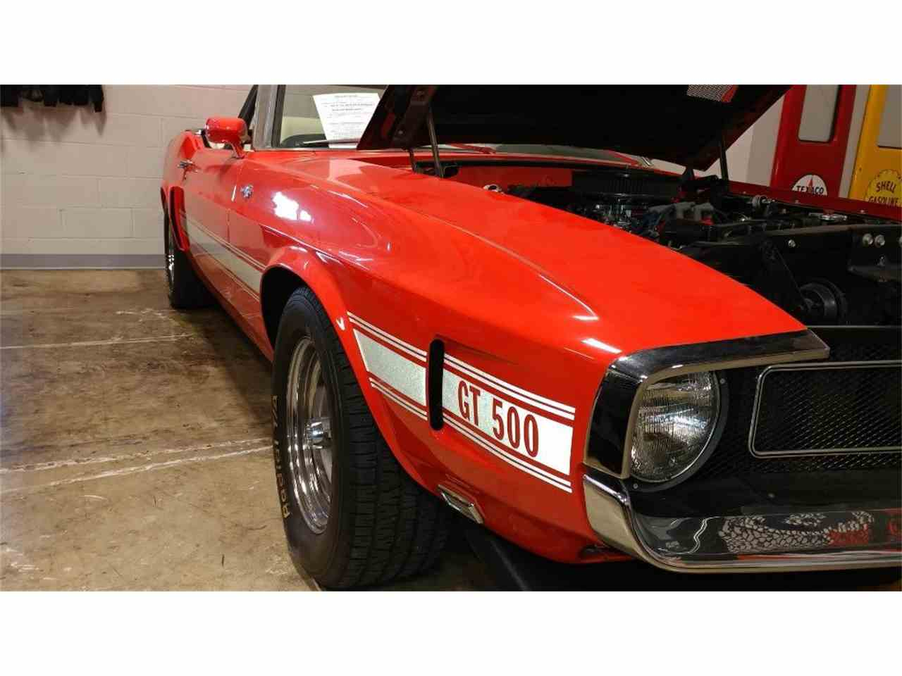 Large Picture of '69 Mustang - E81K