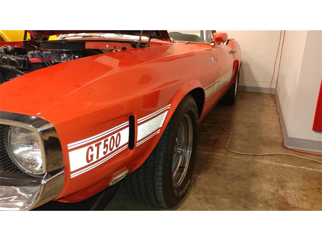 Large Picture of 1969 Ford Mustang located in Atlanta Georgia - E81K