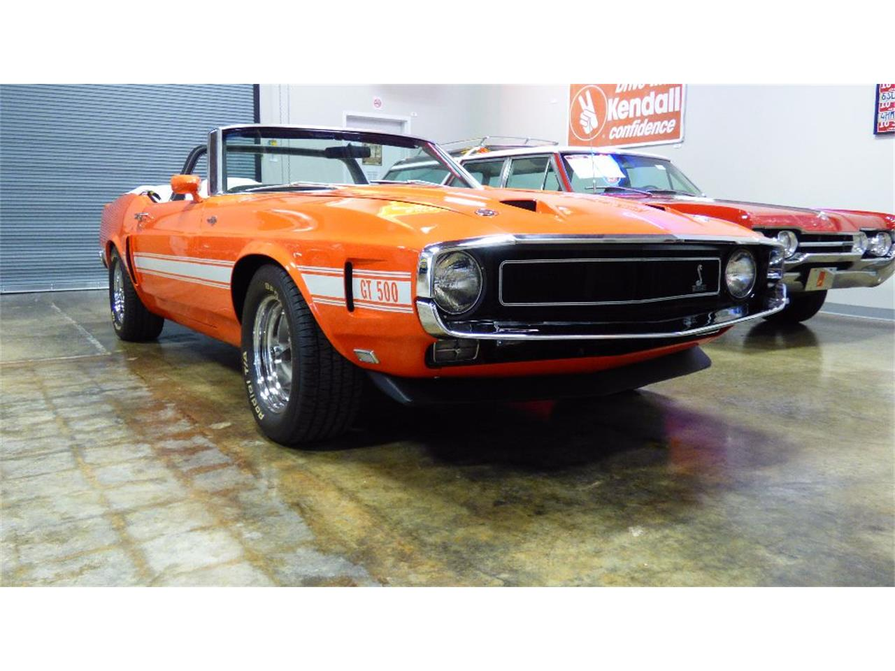 Large Picture of 1969 Ford Mustang located in Georgia - $59,995.00 Offered by Cruisers Specialty Autos - E81K