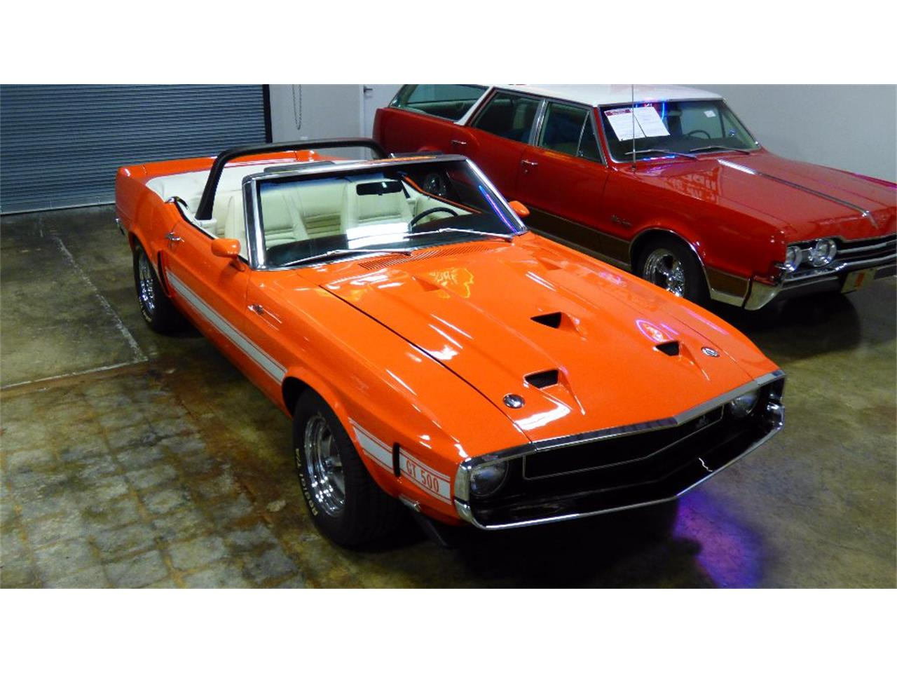 Large Picture of Classic 1969 Ford Mustang - $59,995.00 Offered by Cruisers Specialty Autos - E81K