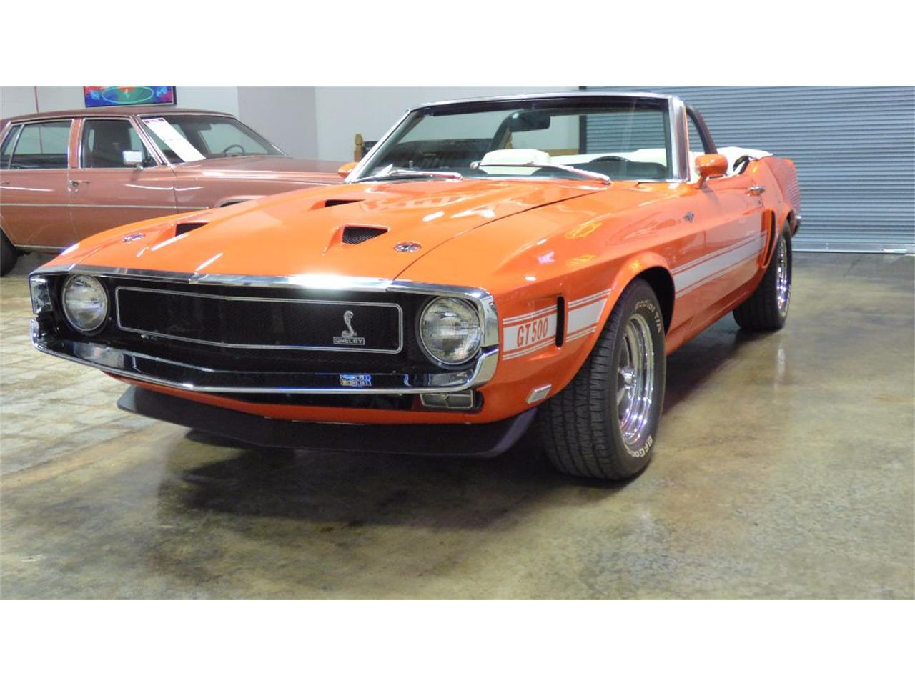 Large Picture of Classic '69 Ford Mustang - E81K