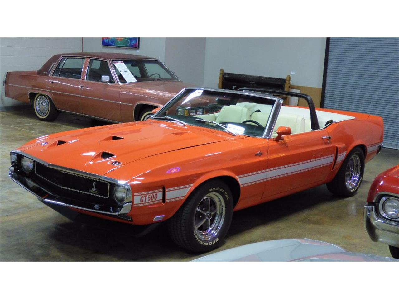 Large Picture of Classic '69 Mustang located in Georgia - $59,995.00 Offered by Cruisers Specialty Autos - E81K