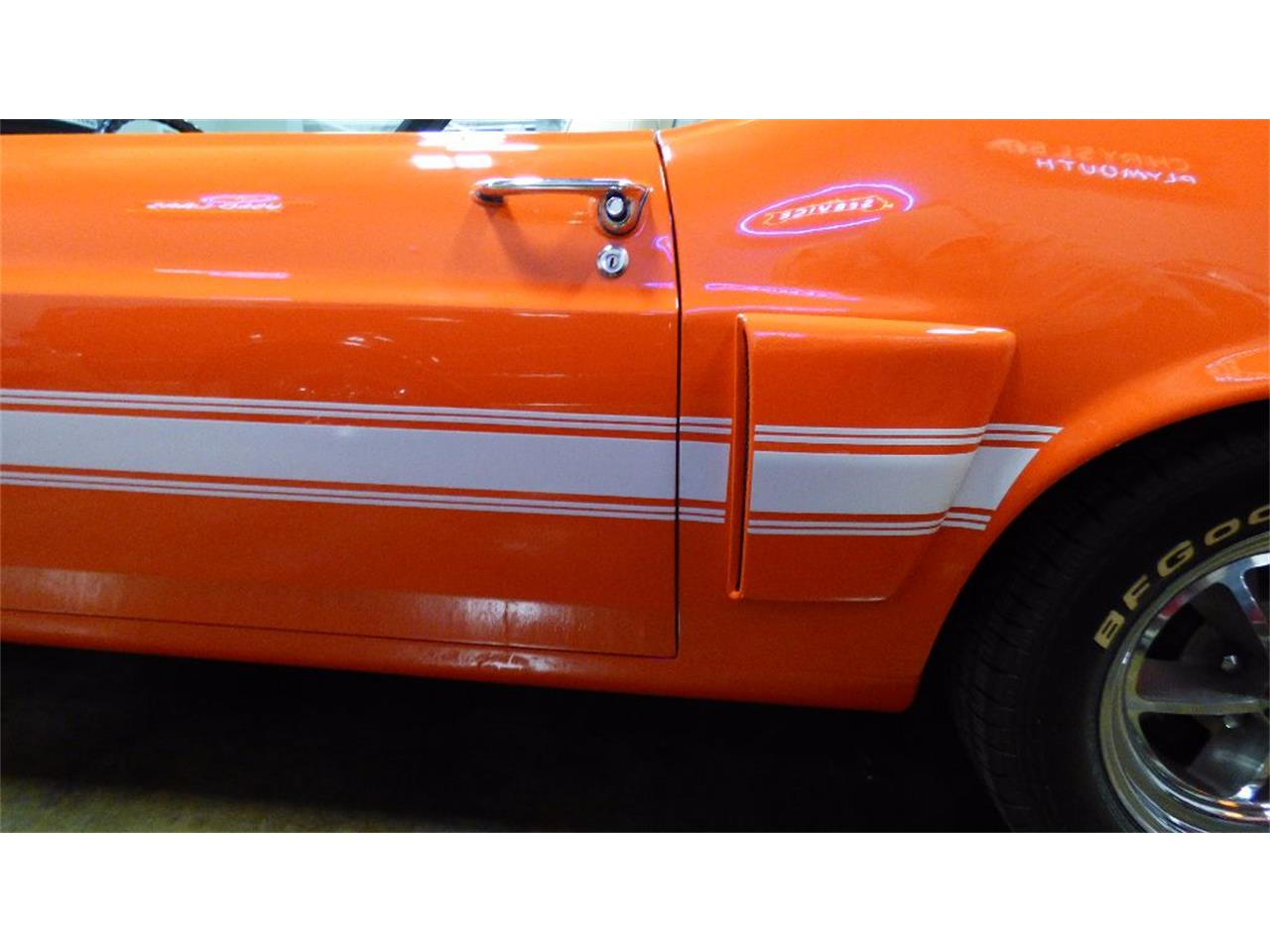 Large Picture of '69 Mustang located in Georgia Offered by Cruisers Specialty Autos - E81K