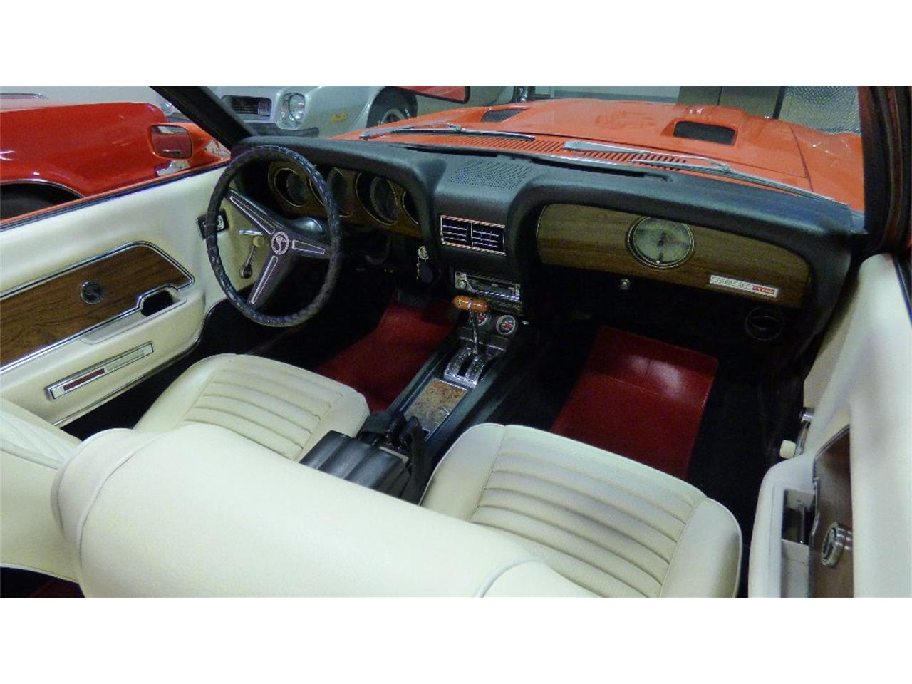 Large Picture of Classic '69 Mustang located in Atlanta Georgia - $59,995.00 - E81K