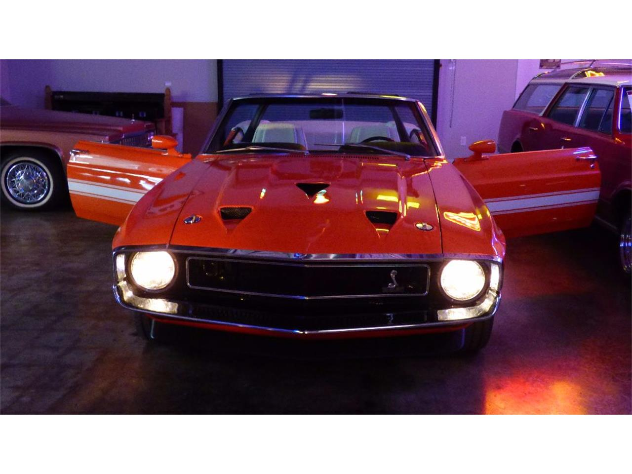 Large Picture of Classic 1969 Ford Mustang Offered by Cruisers Specialty Autos - E81K