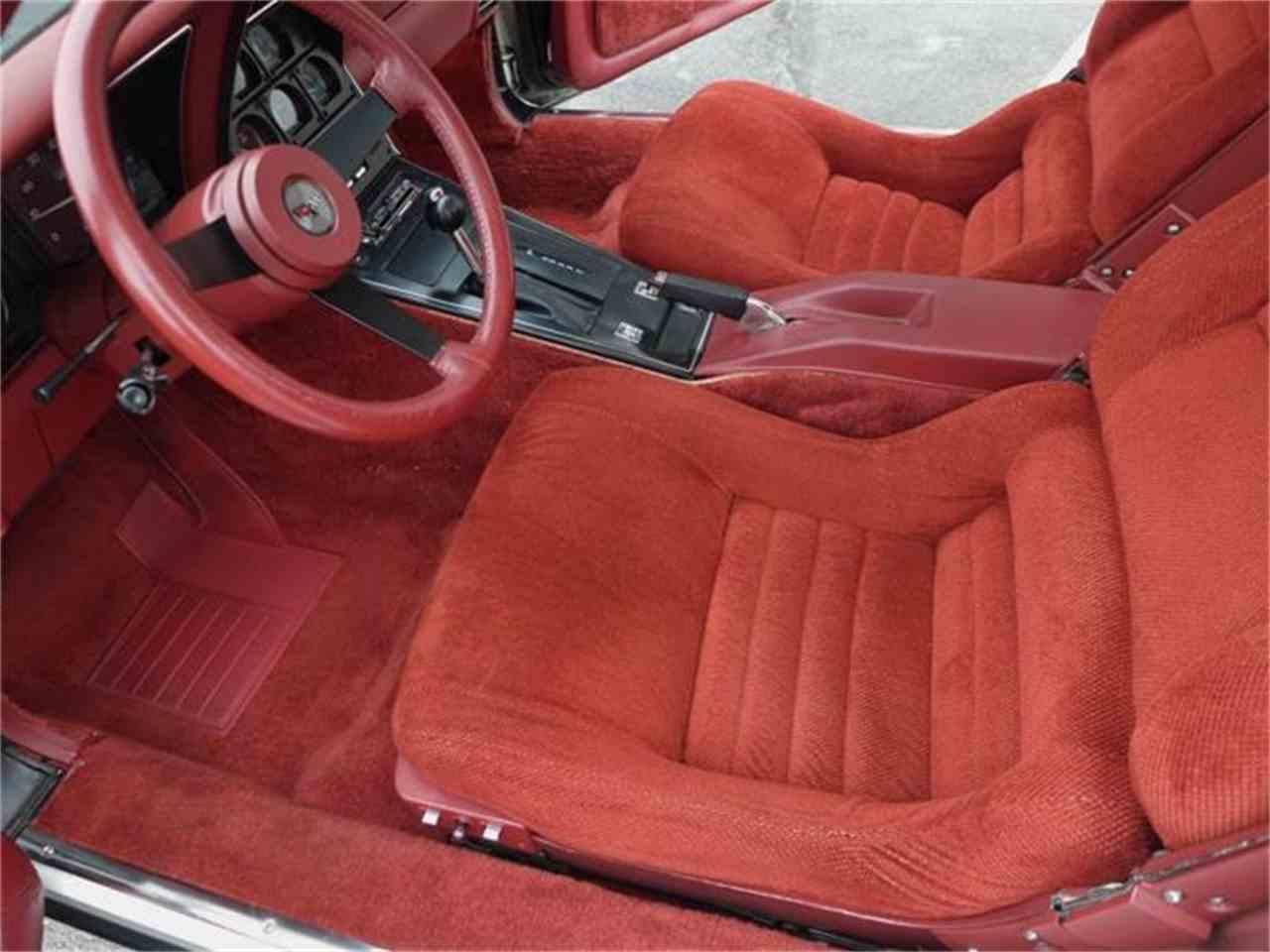 Large Picture of '82 Corvette - E83Q