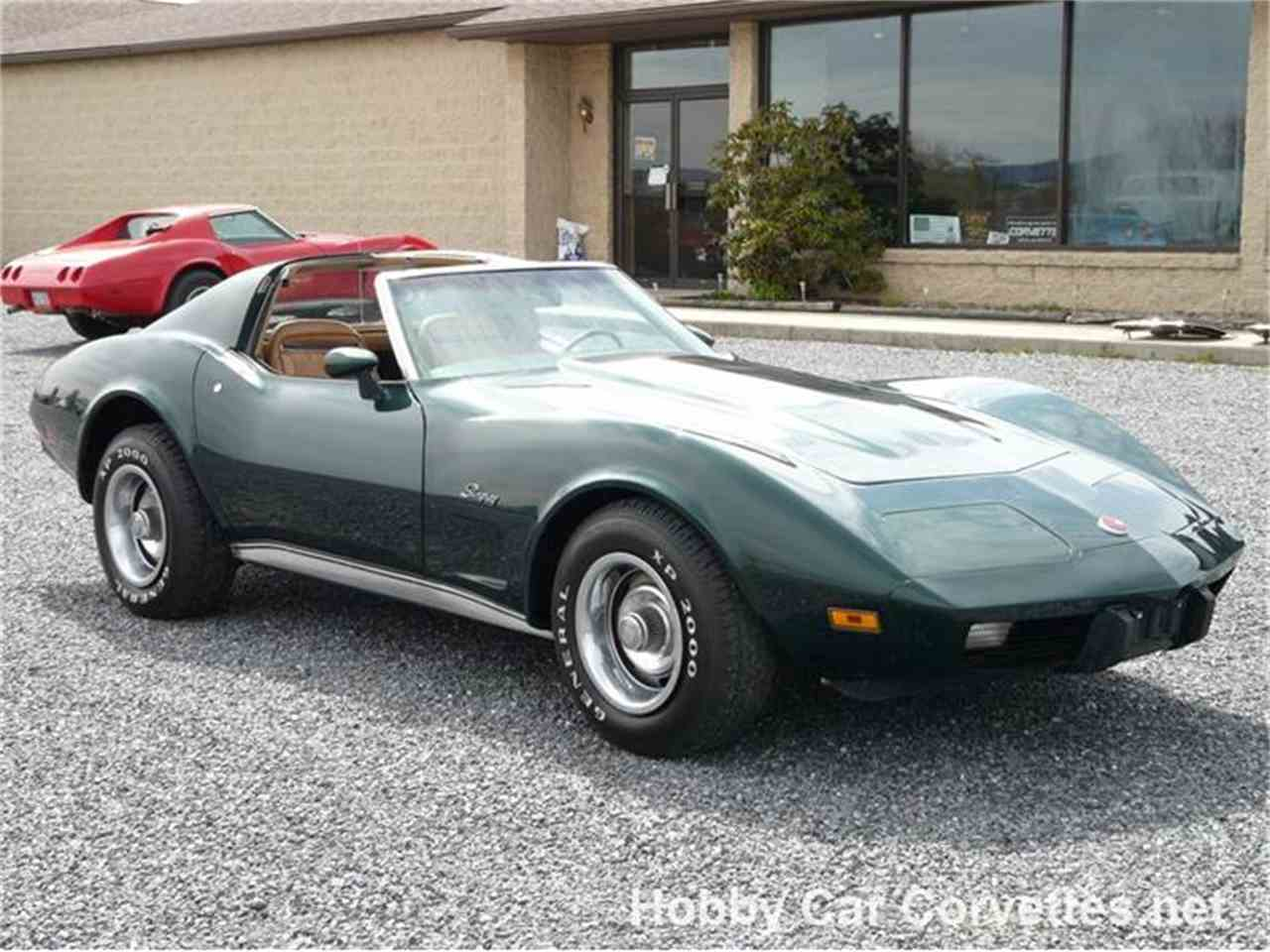 Large Picture of '75 Corvette - E83T