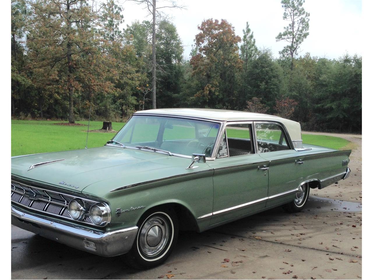 For Sale: 1963 Mercury Monterey in Aiken, South Carolina