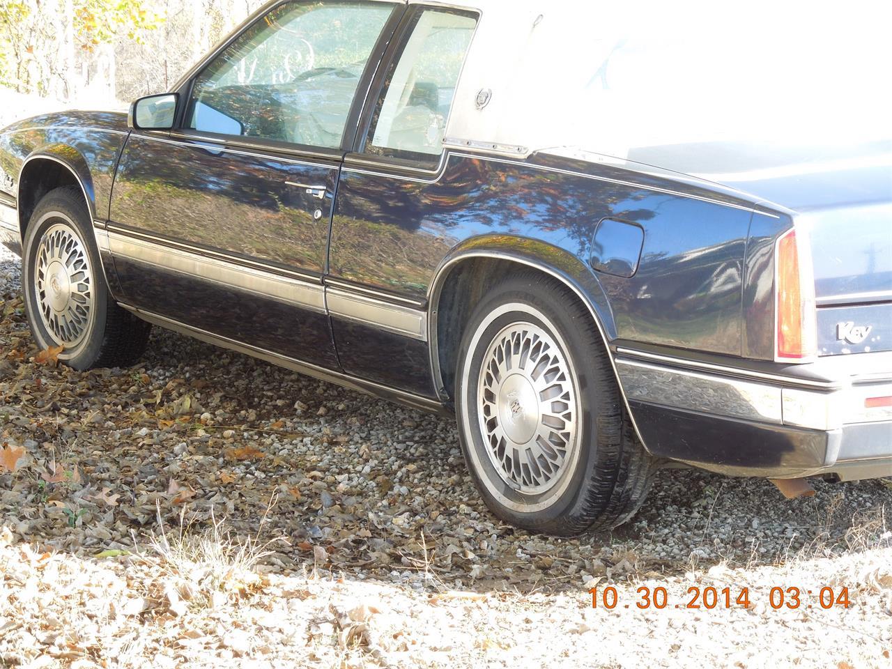 Large Picture of '89 Eldorado - E88R