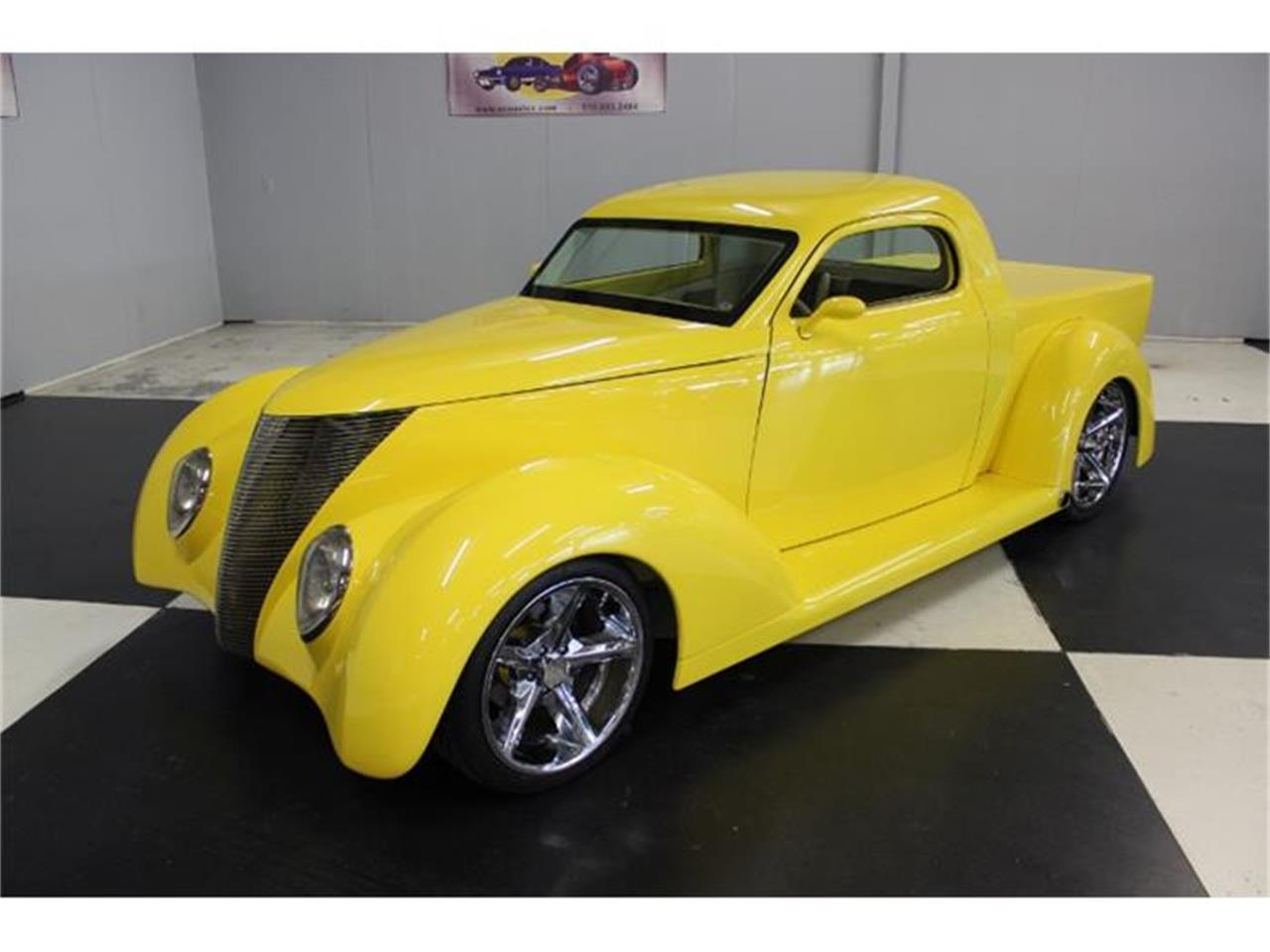 Large Picture of Classic '37 Ford Pickup located in Lillington North Carolina - $40,000.00 Offered by East Coast Classic Cars - E893