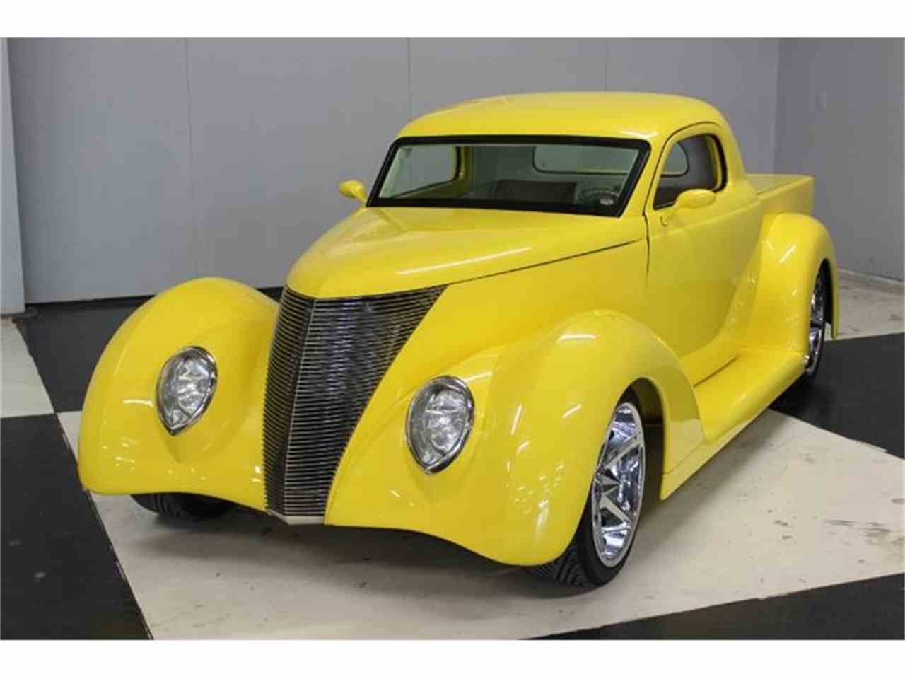 Large Picture of '37 Pickup - E893