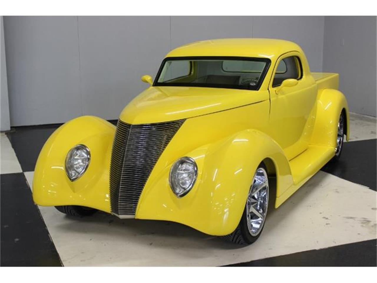 Large Picture of Classic 1937 Ford Pickup located in North Carolina Offered by East Coast Classic Cars - E893