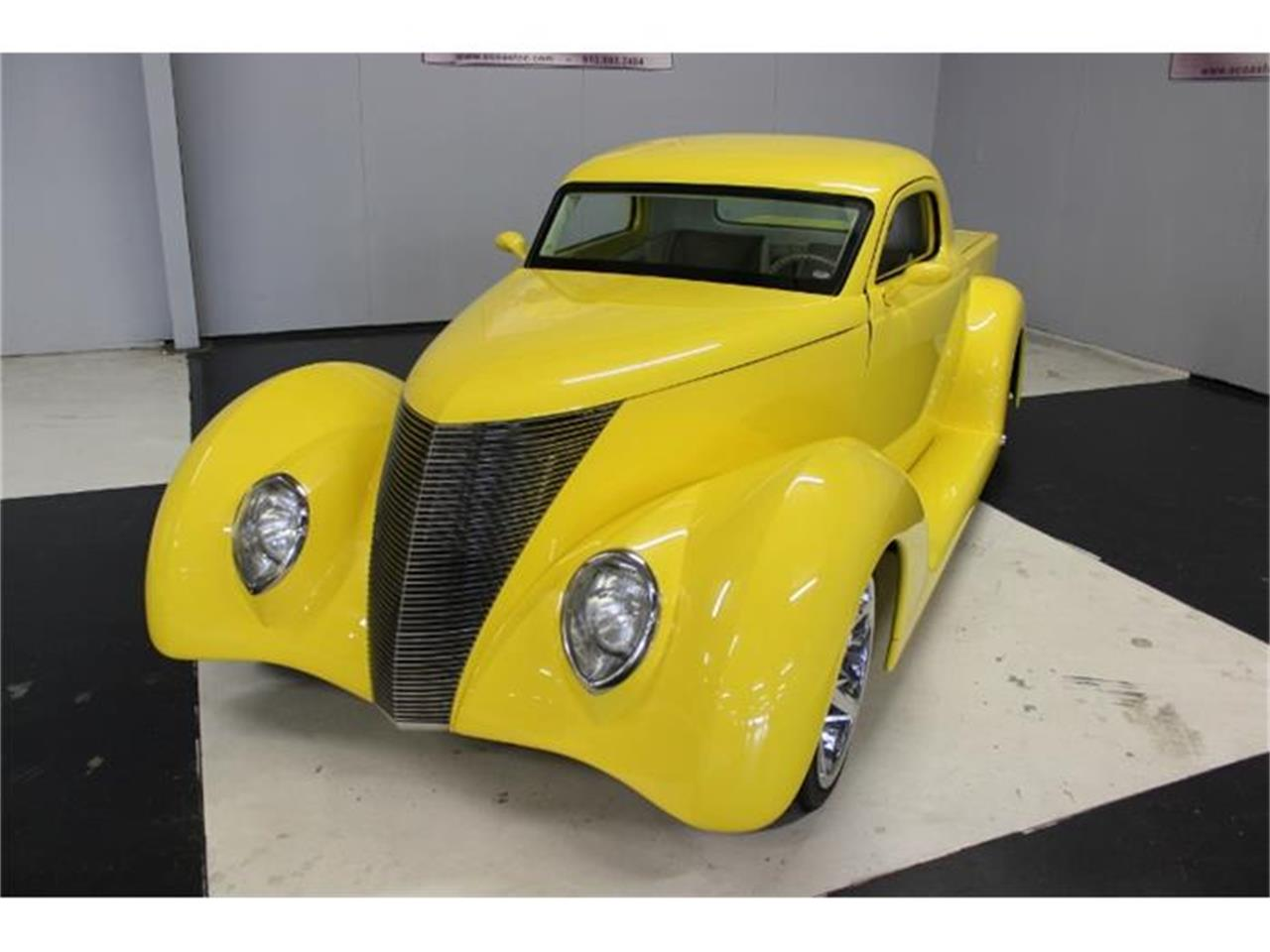 Large Picture of Classic '37 Pickup Offered by East Coast Classic Cars - E893