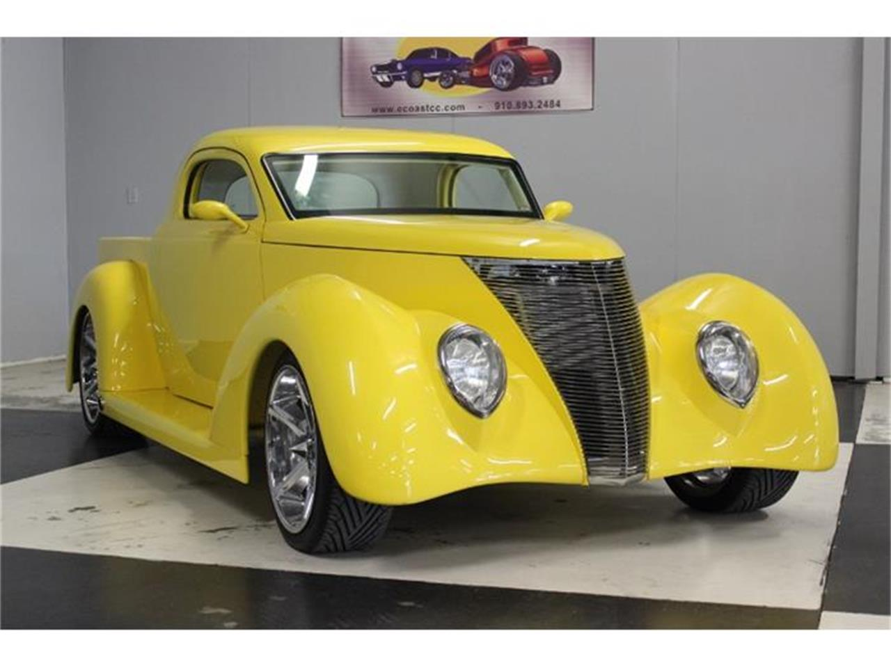 Large Picture of Classic '37 Ford Pickup Offered by East Coast Classic Cars - E893