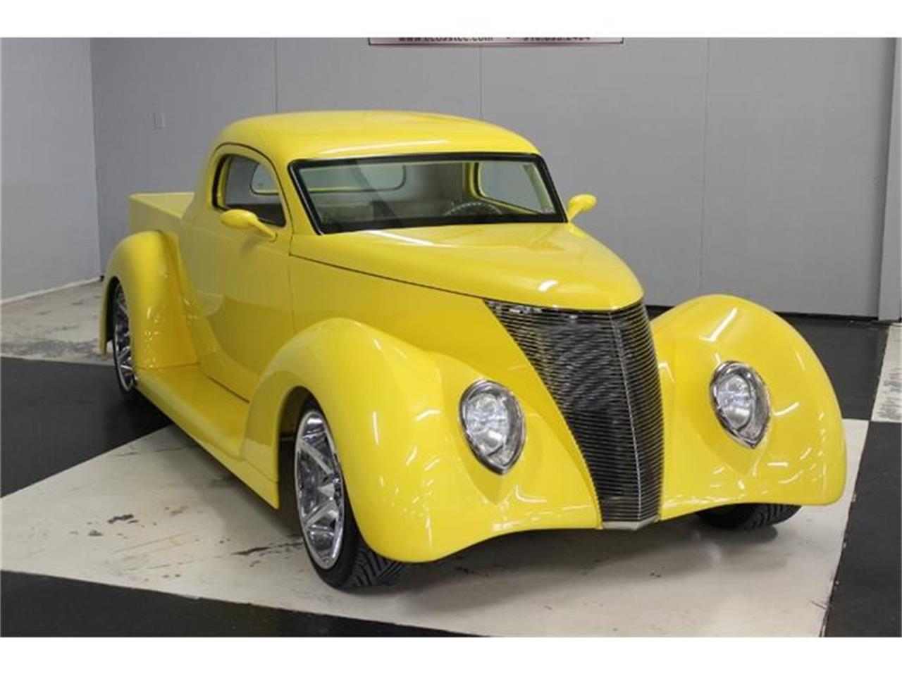 Large Picture of Classic 1937 Pickup - E893