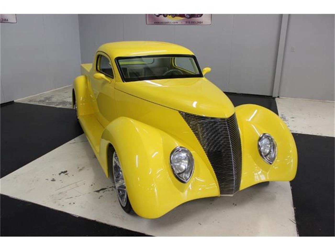 Large Picture of 1937 Pickup located in Lillington North Carolina Offered by East Coast Classic Cars - E893