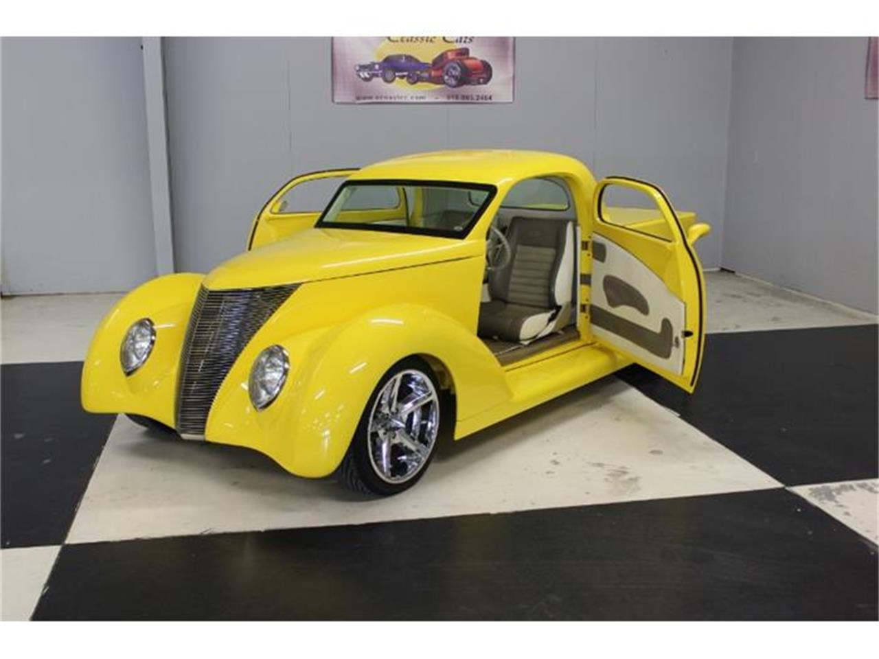 Large Picture of 1937 Pickup Offered by East Coast Classic Cars - E893