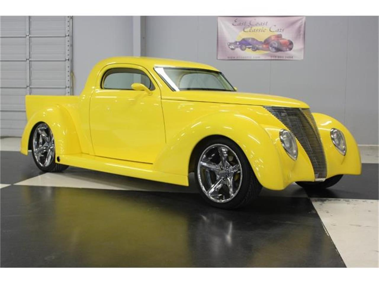 Large Picture of 1937 Ford Pickup - $40,000.00 - E893