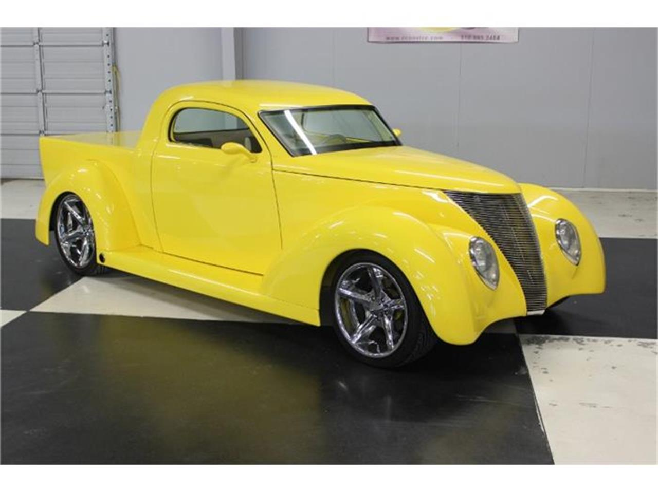 Large Picture of Classic '37 Pickup - $40,000.00 - E893
