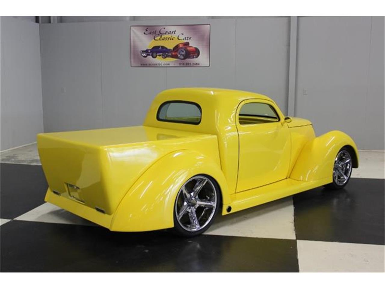 Large Picture of 1937 Ford Pickup Offered by East Coast Classic Cars - E893