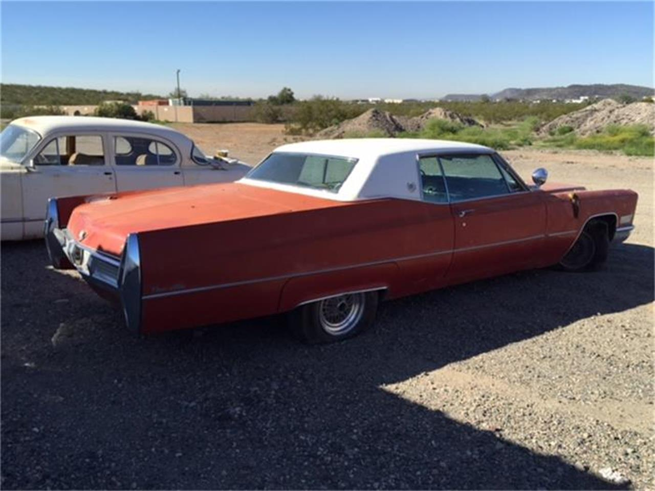 Large Picture of '67 Coupe DeVille - E8DT