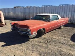 Picture of '67 Coupe DeVille - E8DT