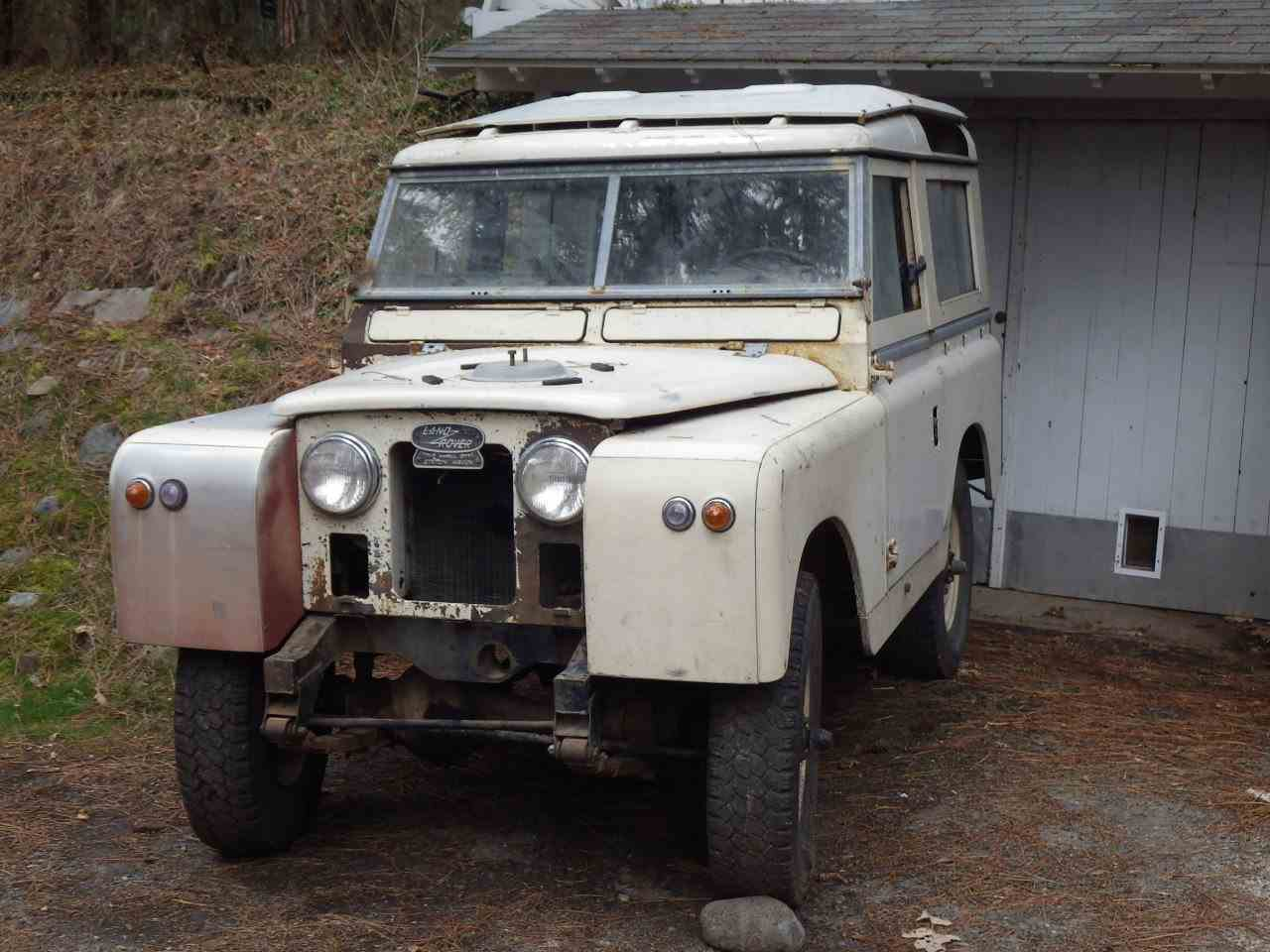 Large Picture of '64 Series IIA - E8JT