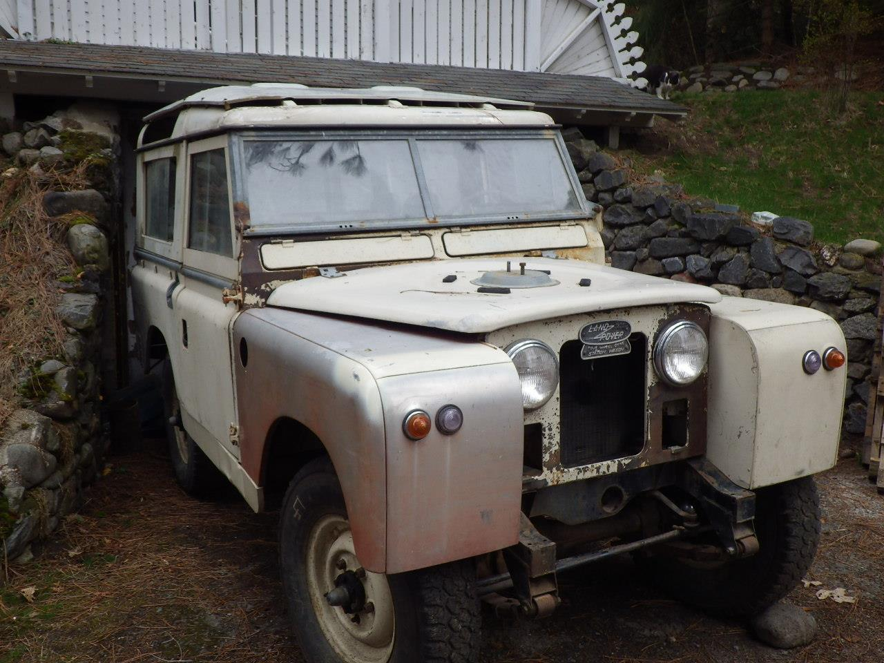 Large Picture of '64 Series IIA Offered by a Private Seller - E8JT
