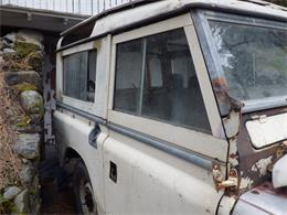 Picture of 1964 Land Rover Series IIA located in Bonners Ferry Idaho Offered by a Private Seller - E8JT
